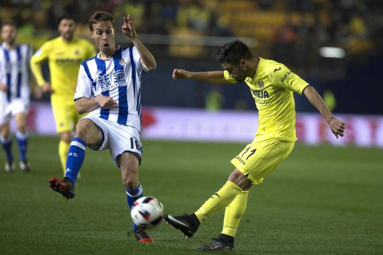 Villarreal vs Real Sociedac