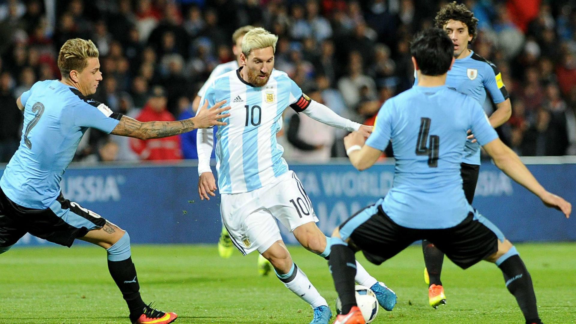 Argentyna vs Urugwaj