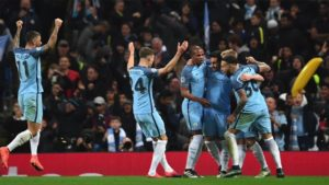 Man City vs Szachtar Donieck