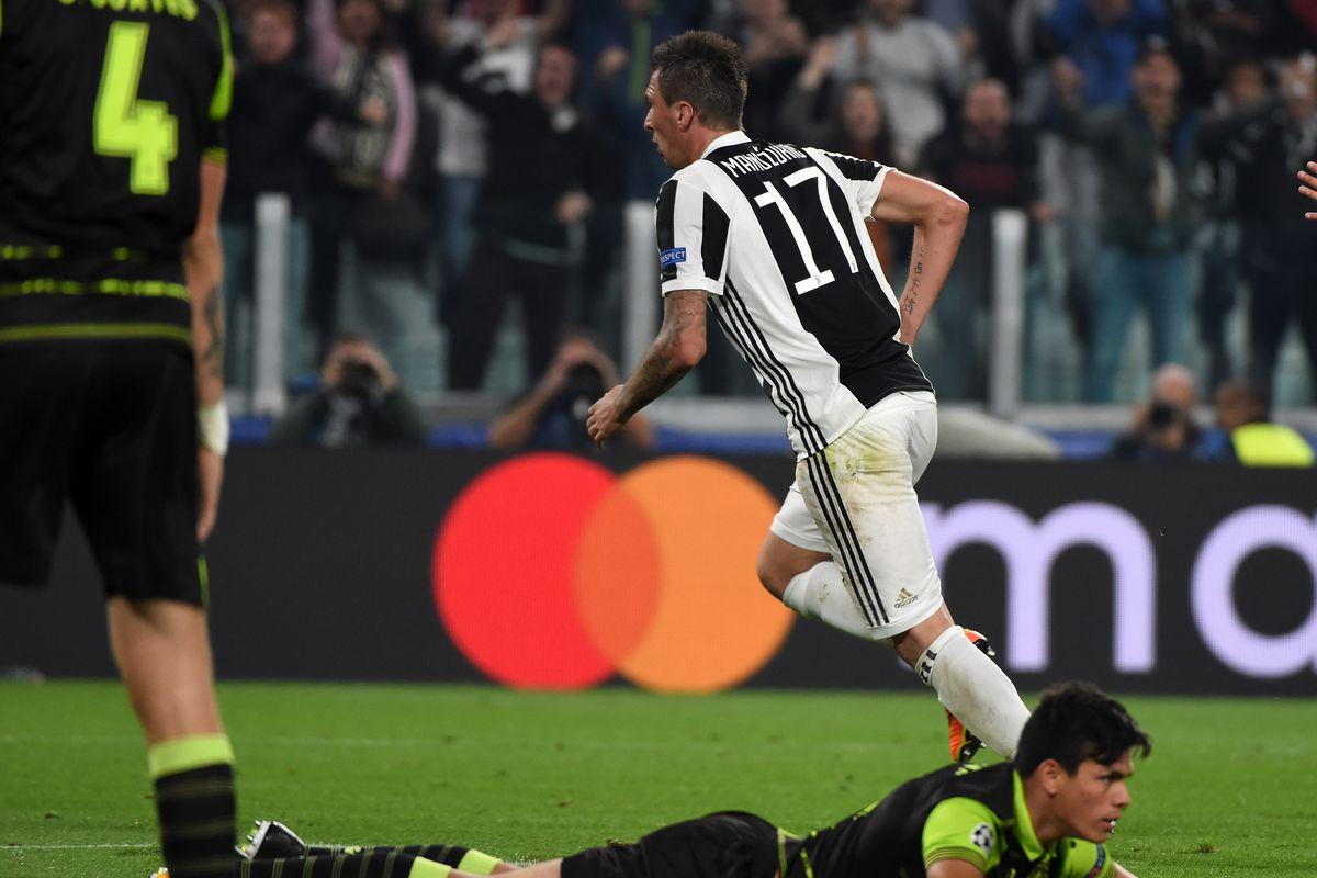 Juventus vs Sporting