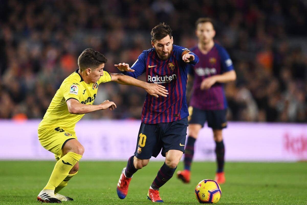 Barcelona Villareal