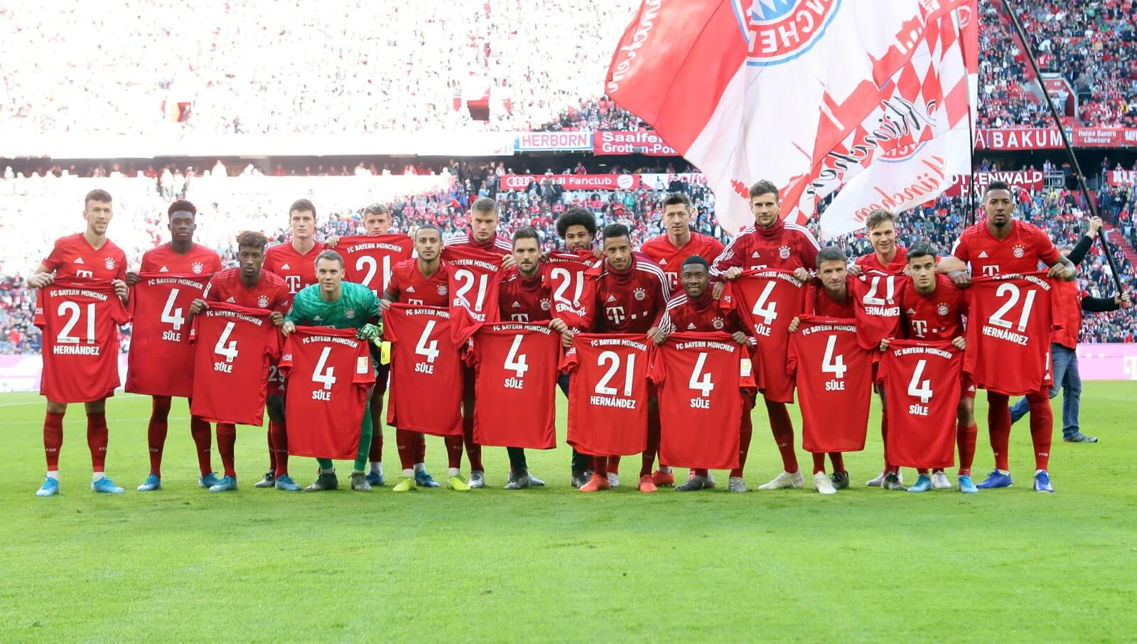 Bayern Munchen vs Union Berlin