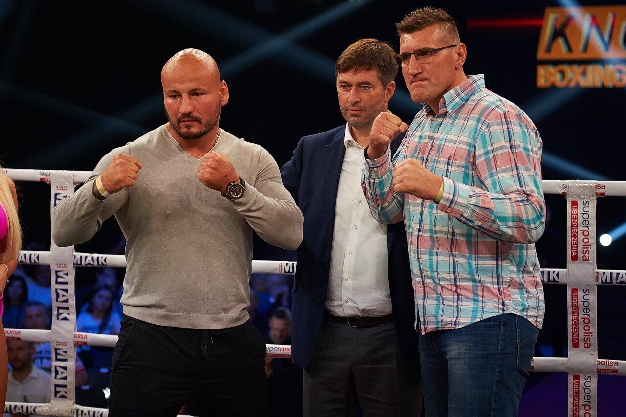 Bonusy bukmacherskie przed walką Mariusz Wach kontra Artur Szpilka