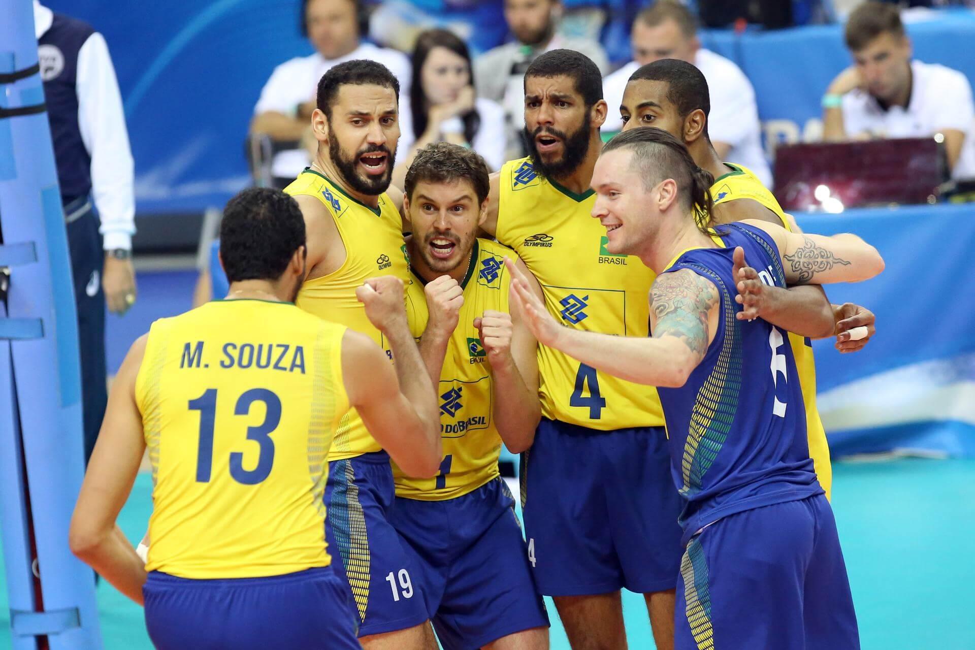 Brazylia z Pucharem Świata!