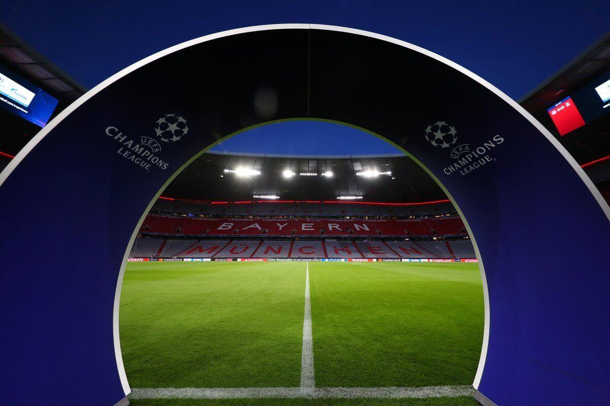 Champions League Allianz Arena