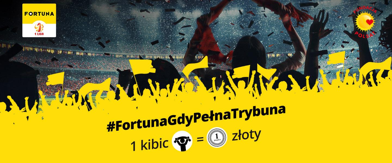 Fortuna Gdy Pełna Trybuna- Fortuna kod promocyjny