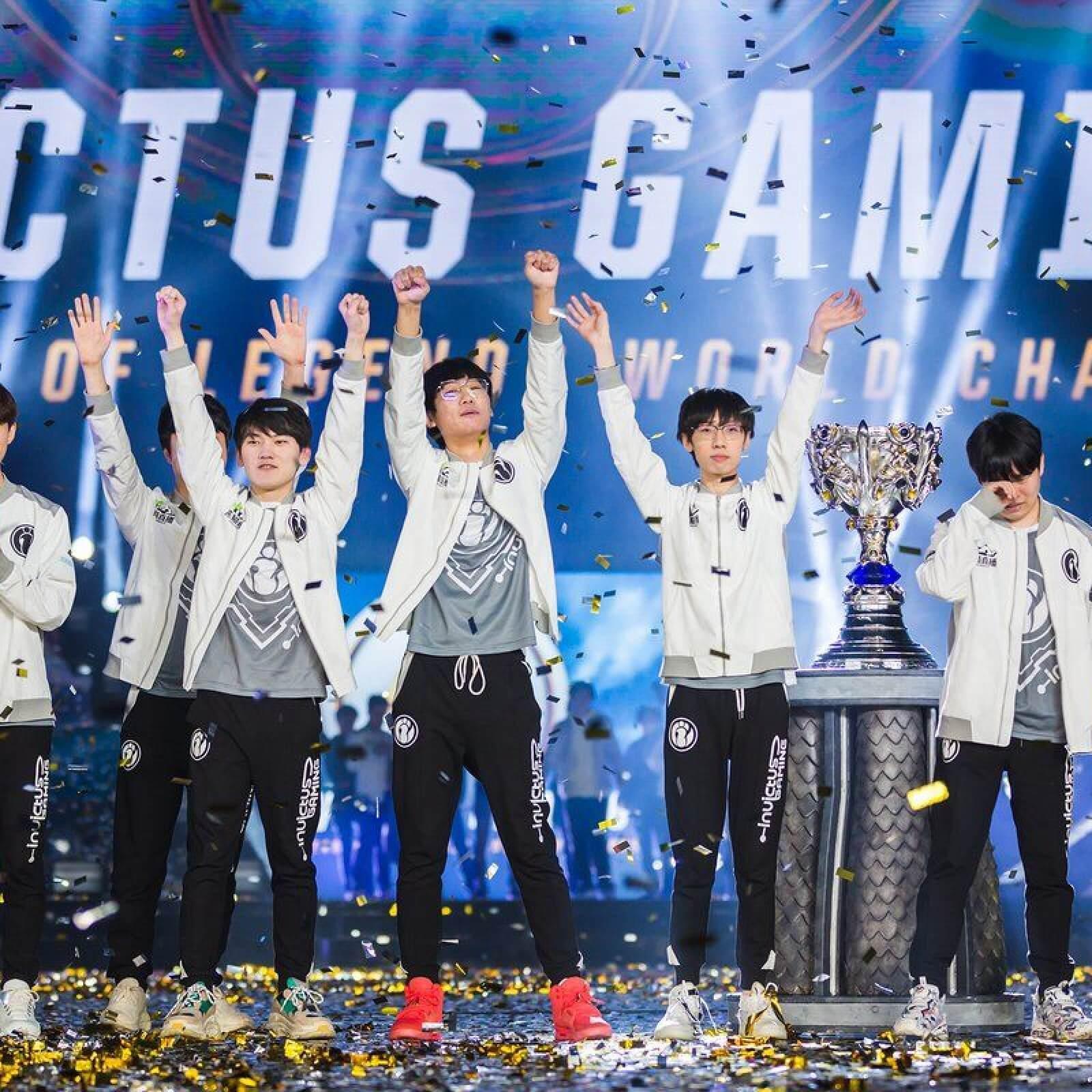 Invictus Gaming w półfinale!
