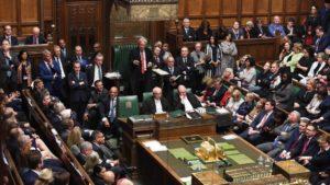 Izba Lordów w Wielkiej Brytanii z decyzją o przedterminowych wyborach 2019