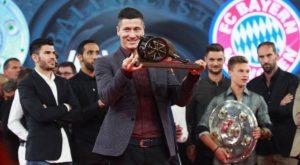 Lewandowski broni tytułu króla strzelców
