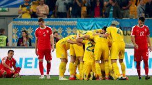Ukraina vs Serbia