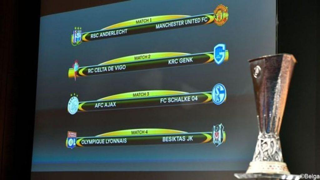 Pary Ligi Europy