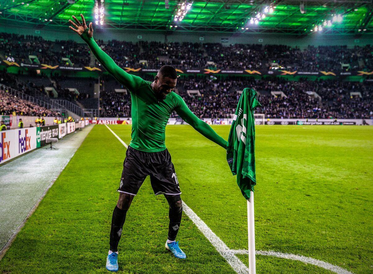 Marcus Thuram Borussia Mönchengladbach