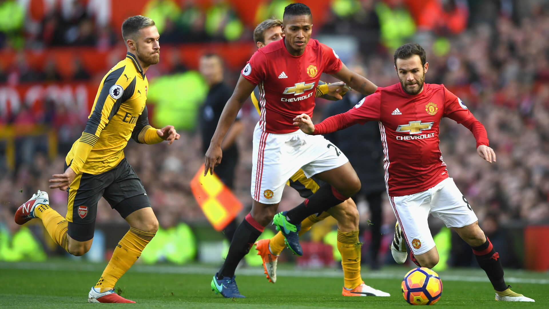 United vs Arsenal - PZBuk opinieA