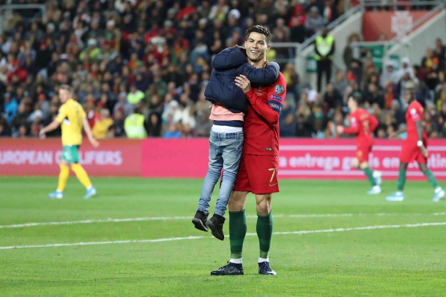 Portugalia vs Litwa Euro 2020