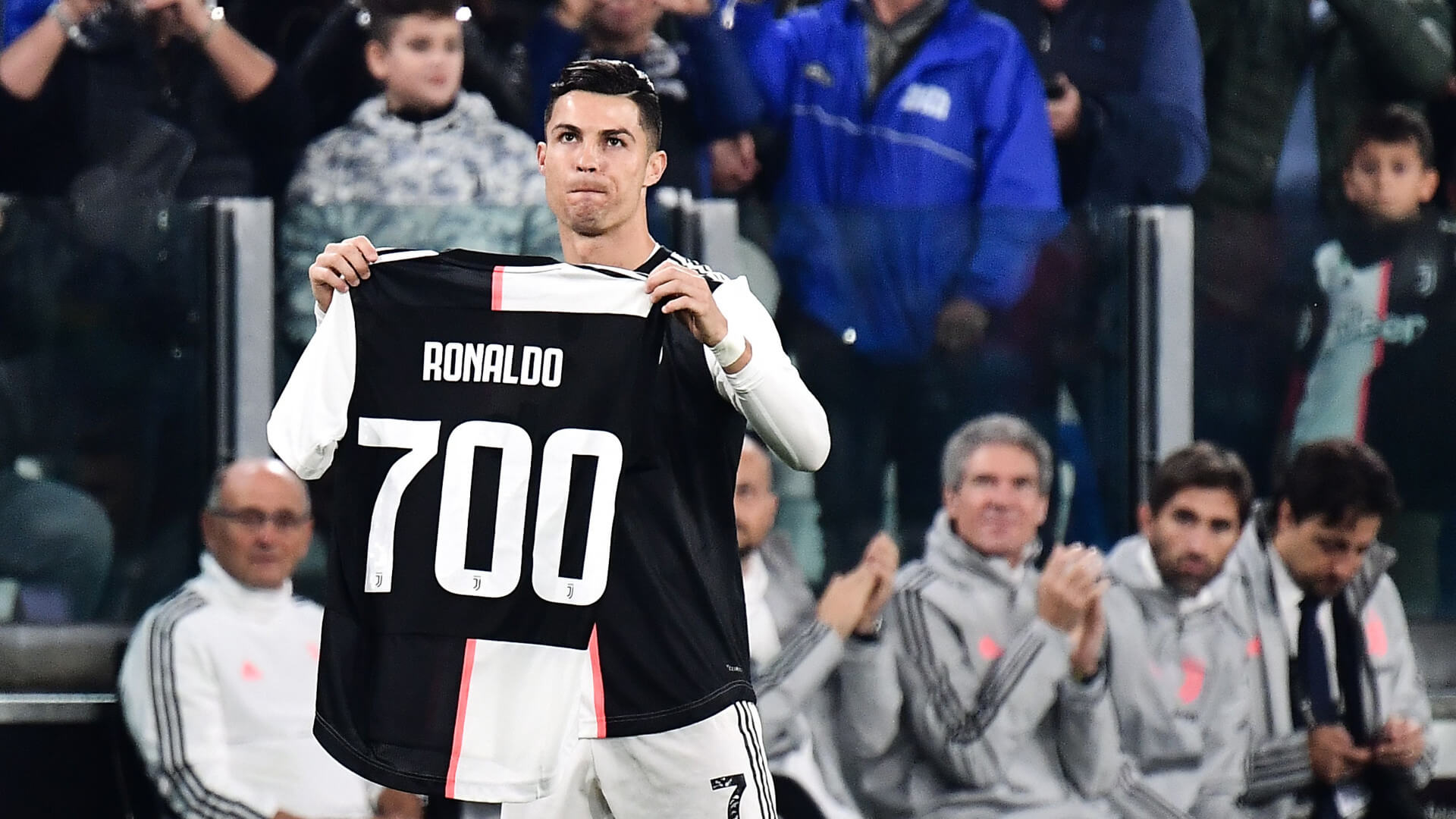 Ronaldo 700 bramka