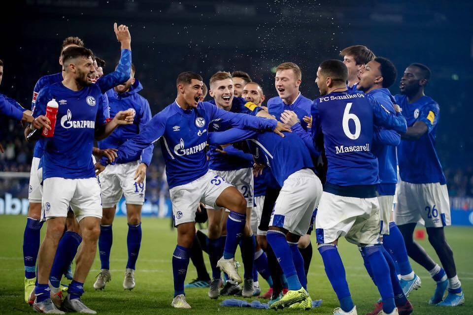 Schalke po meczu z Mainz