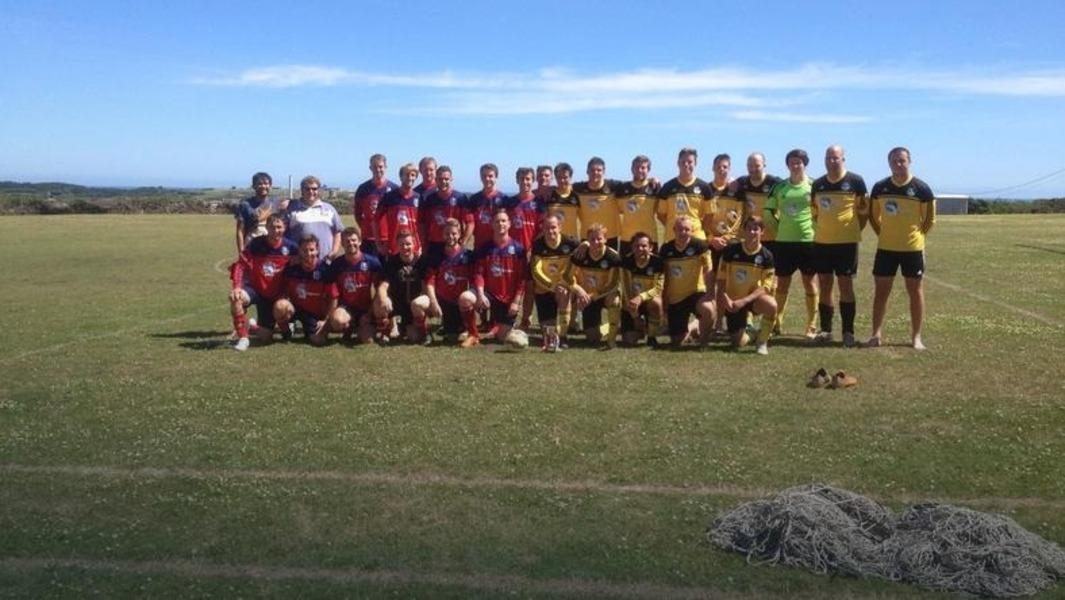 Woolpack Wanderers i Garrison Gunners