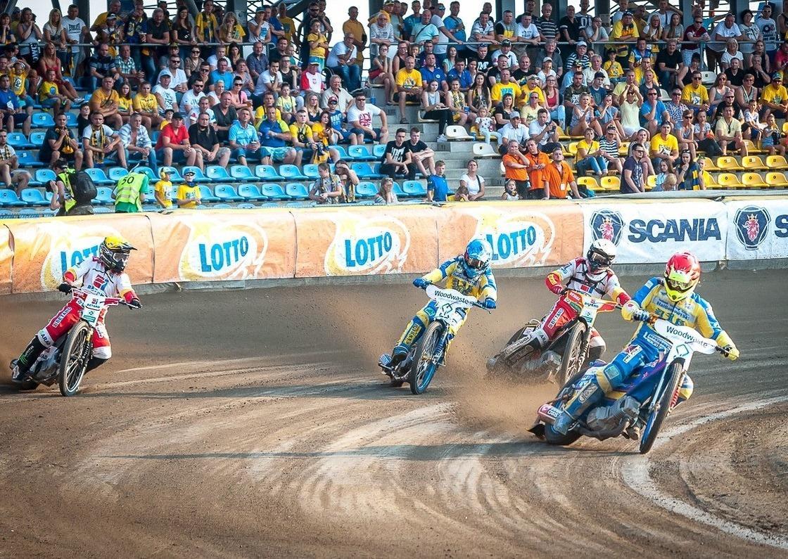 Speedway Ekstraliga - Gorzów kontra Wrocław