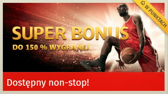Super bonus w Superbet