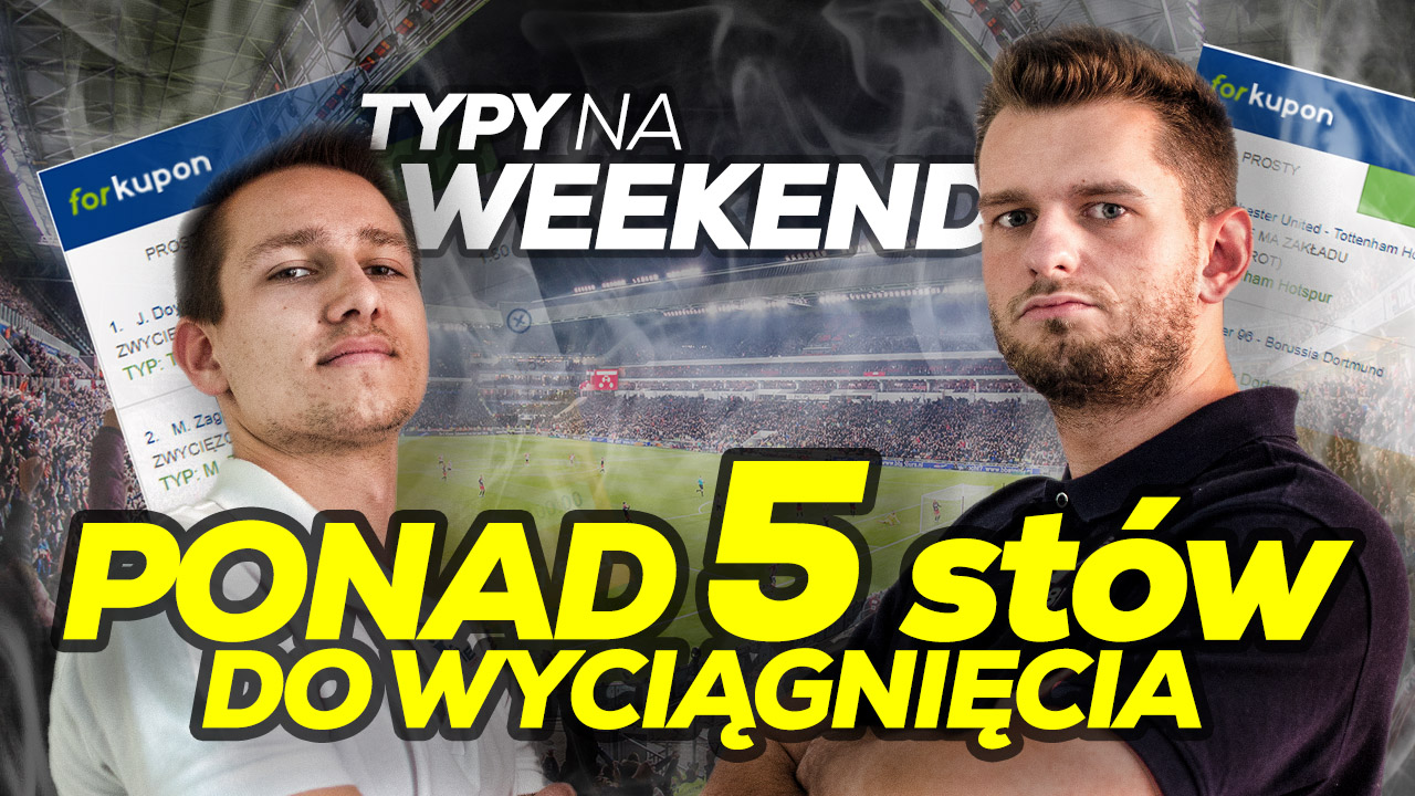 Typy na weekend #14