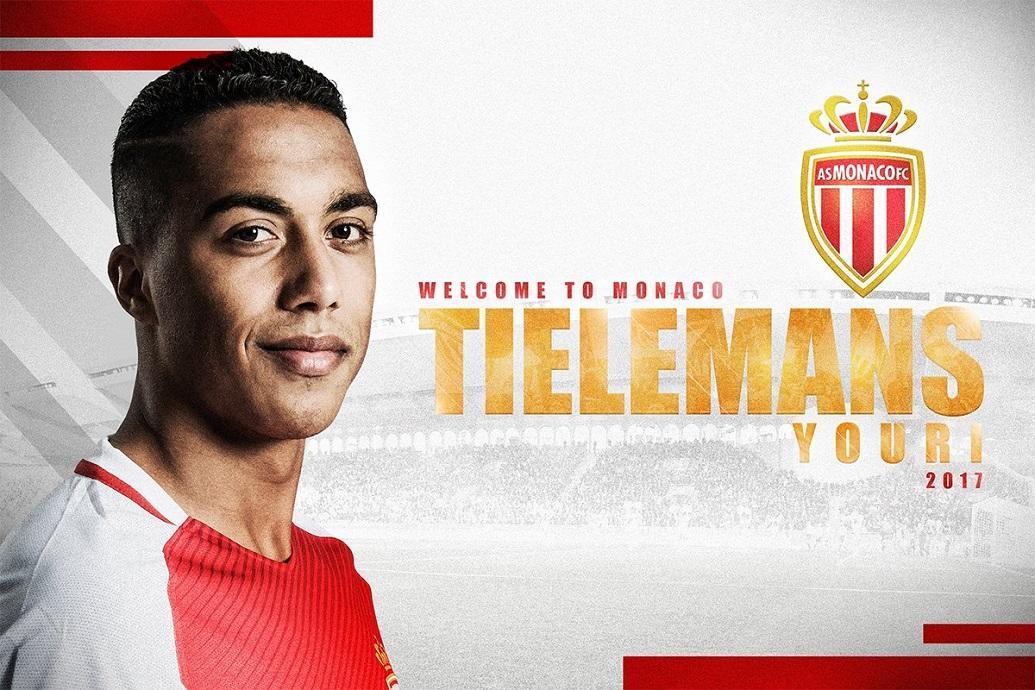 Tielemans w Monaco
