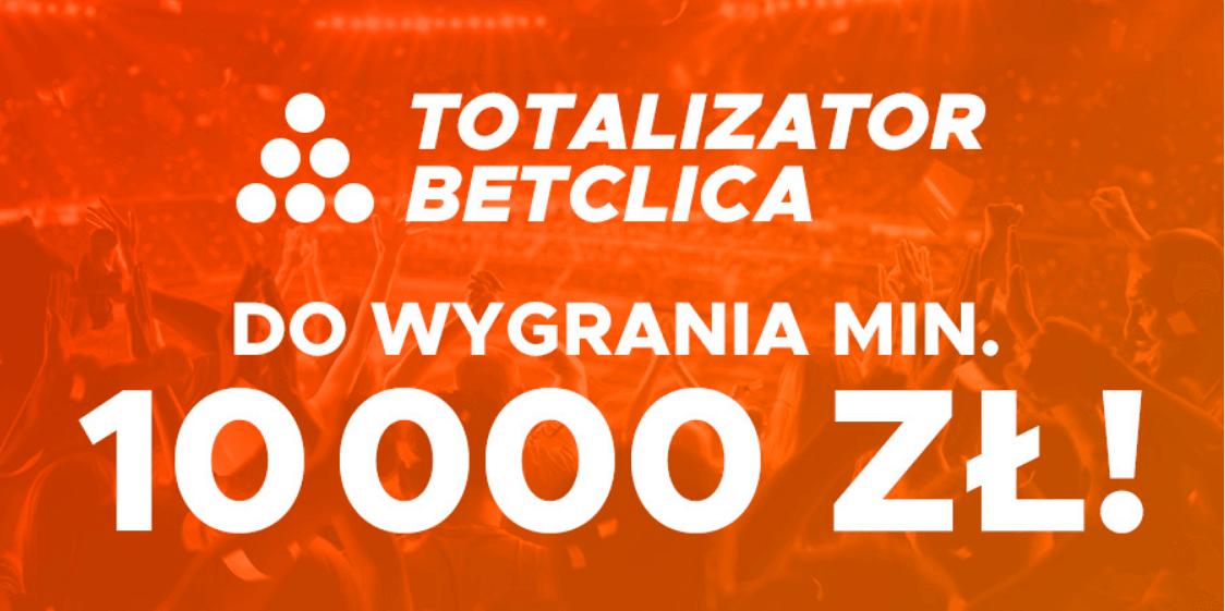 Totalizator- Betclic bonus