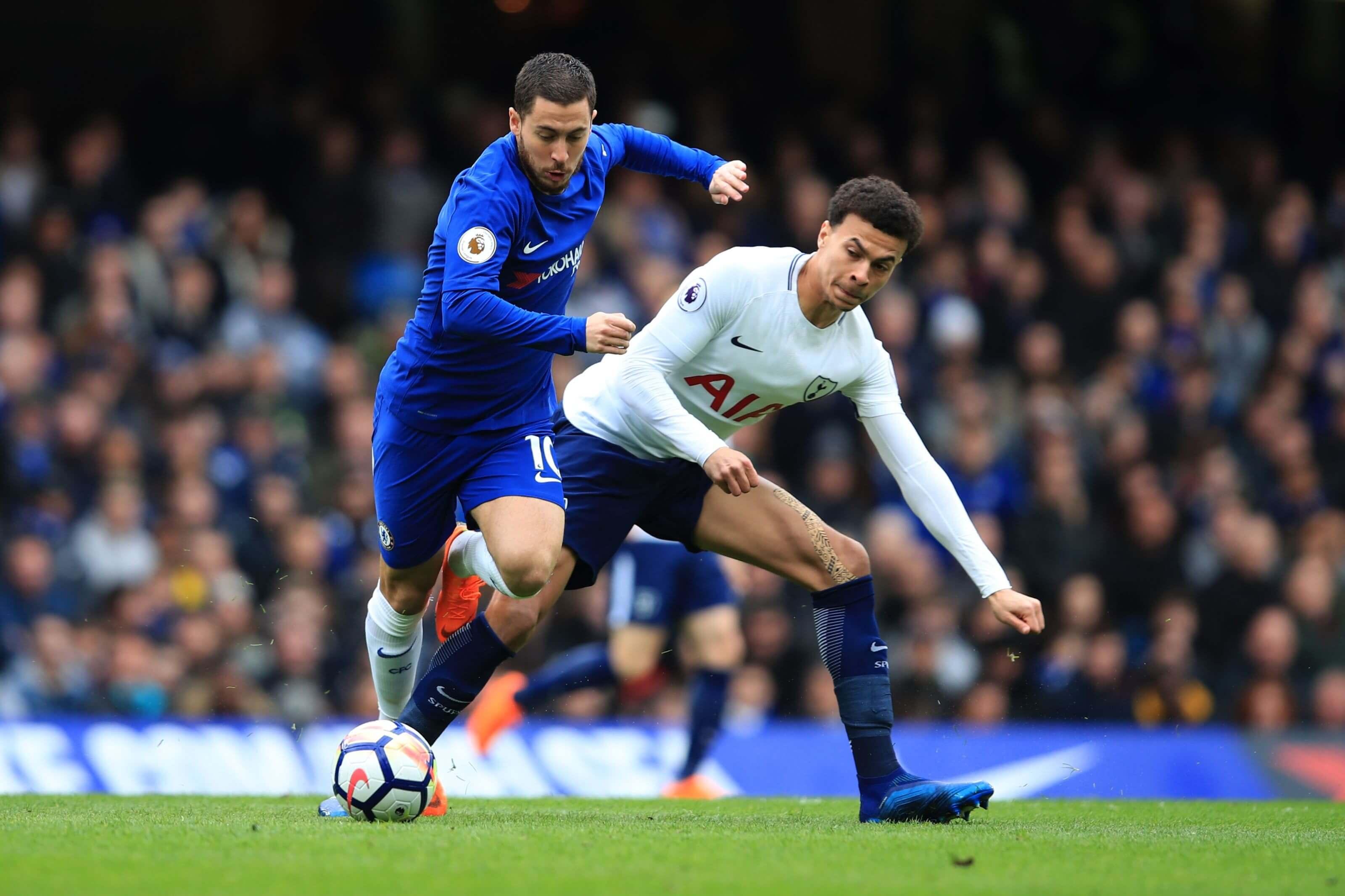 Tottenham vs Chelsea - carabao cup