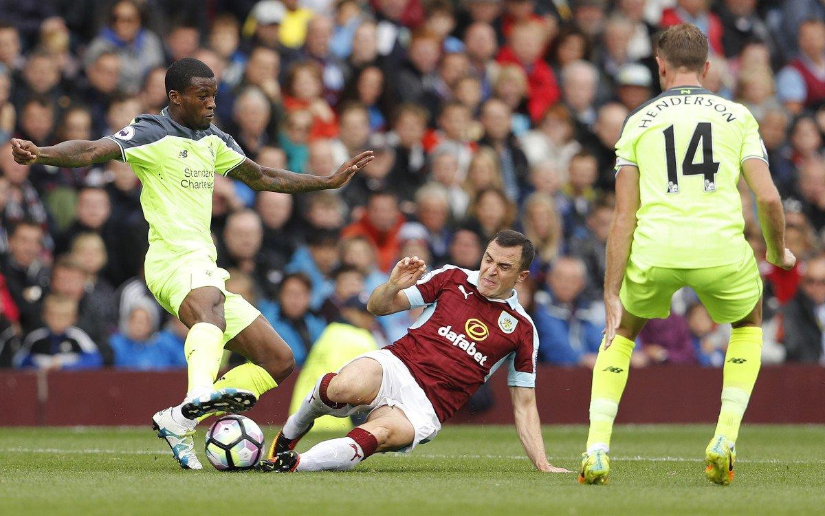Liverpool vs Burnley