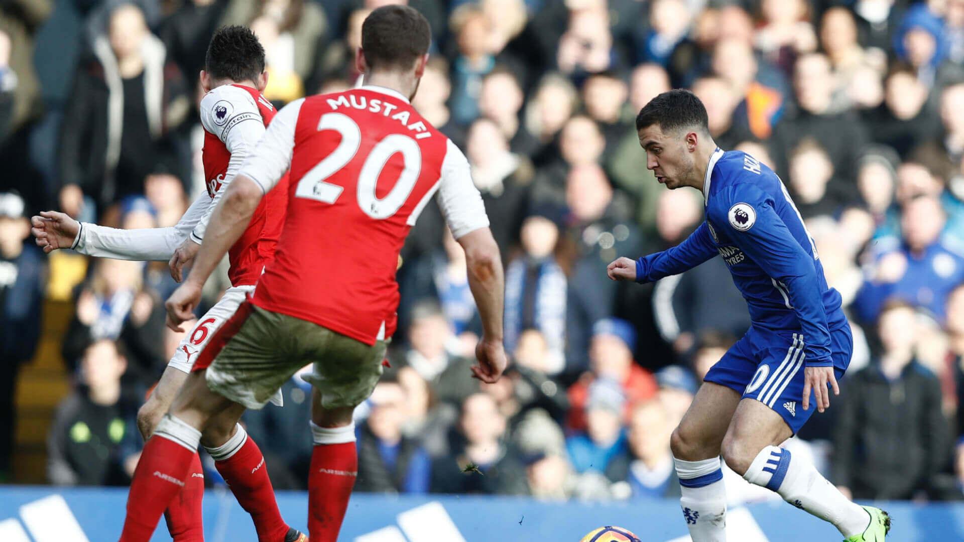 Arsenal kontra Chelsea w finale Tarczy Wspólnoty