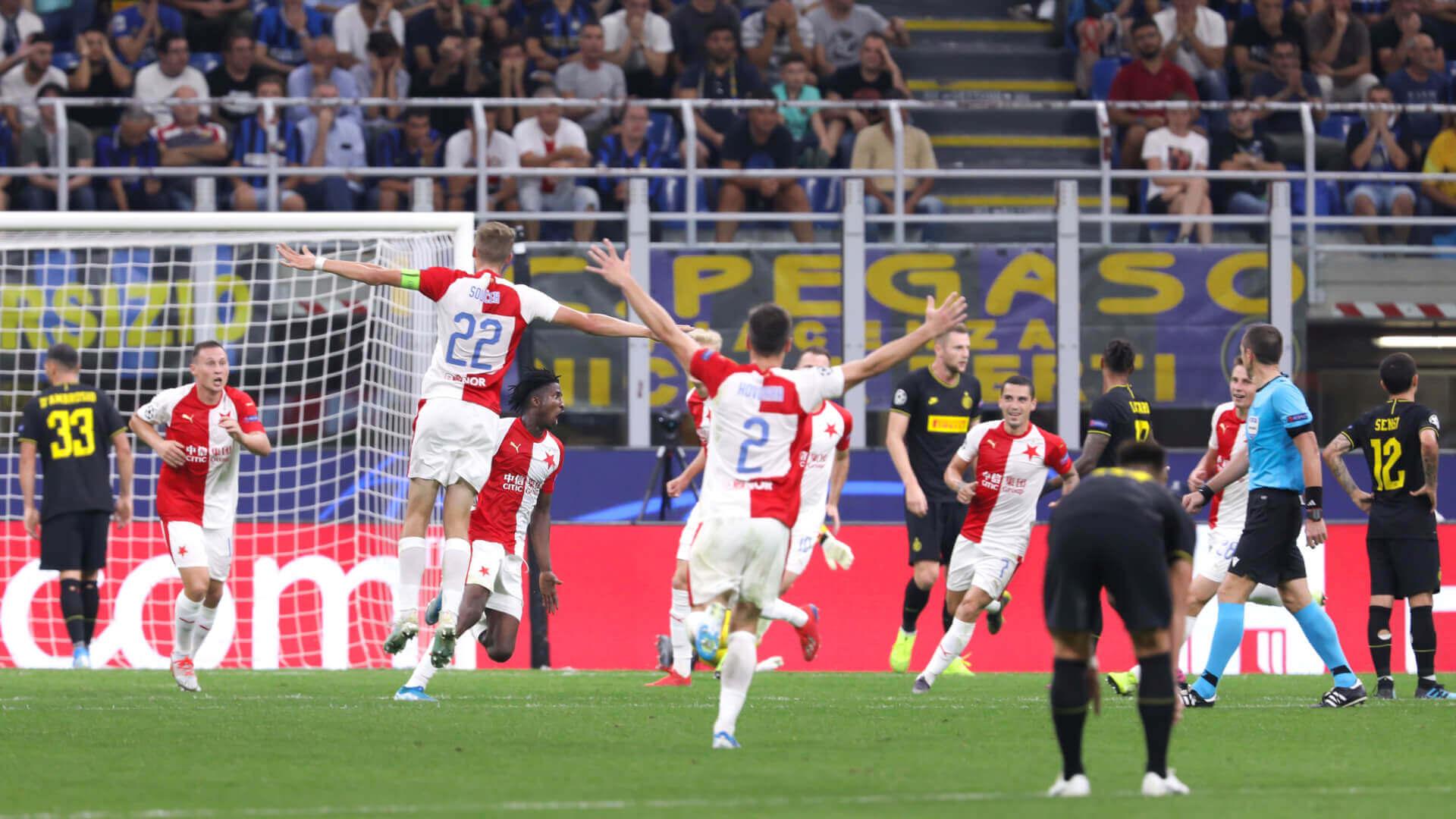 Slavia vs Inter