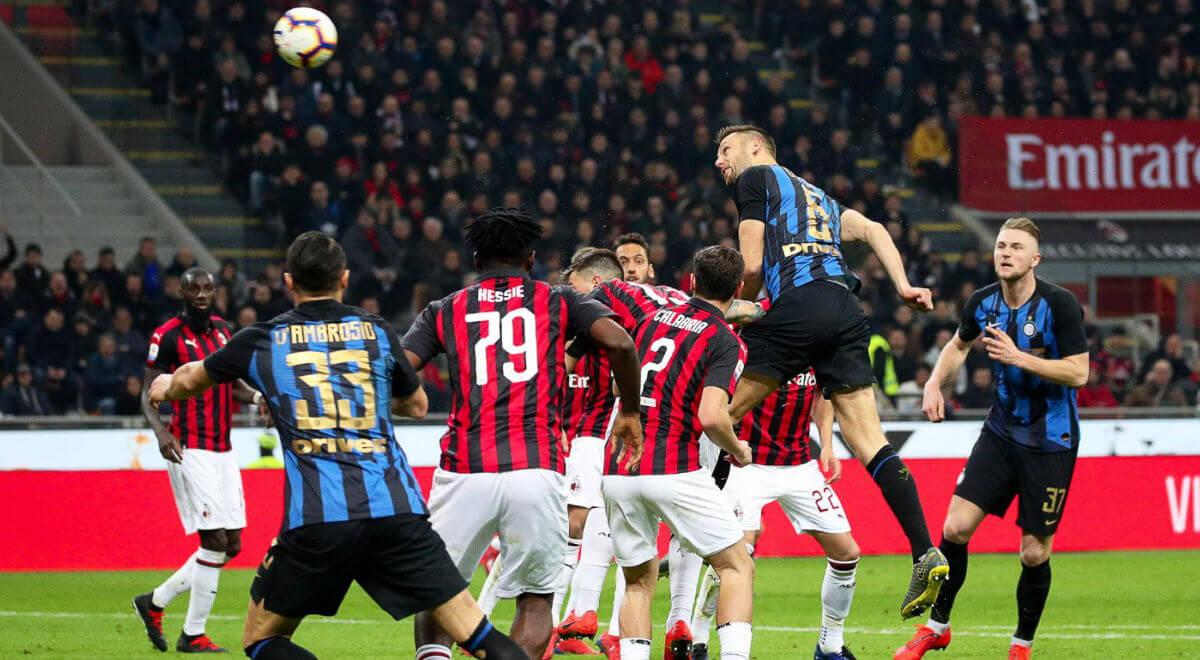 Mecz Inter vs Milan