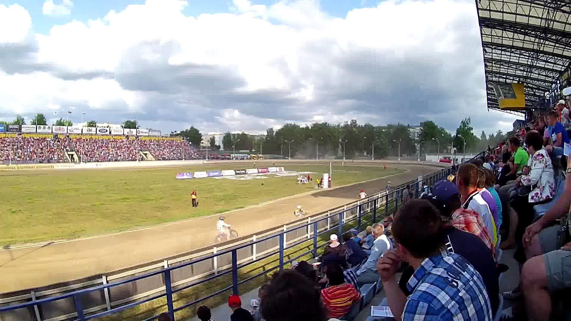 Żużel na Łotwie - Dyneburg Daugavpils