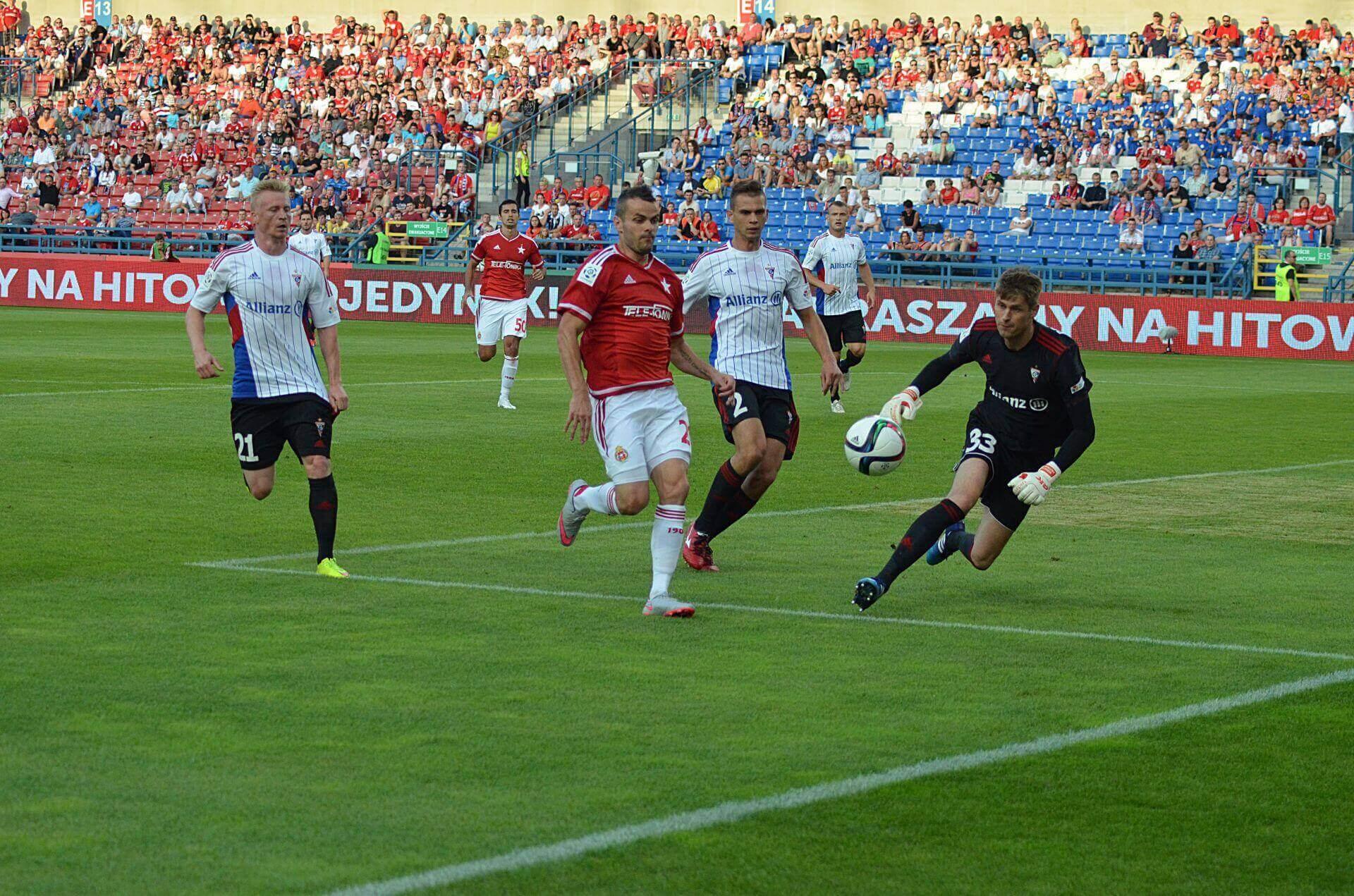Górnik Zabrze vs Wisła Kraków