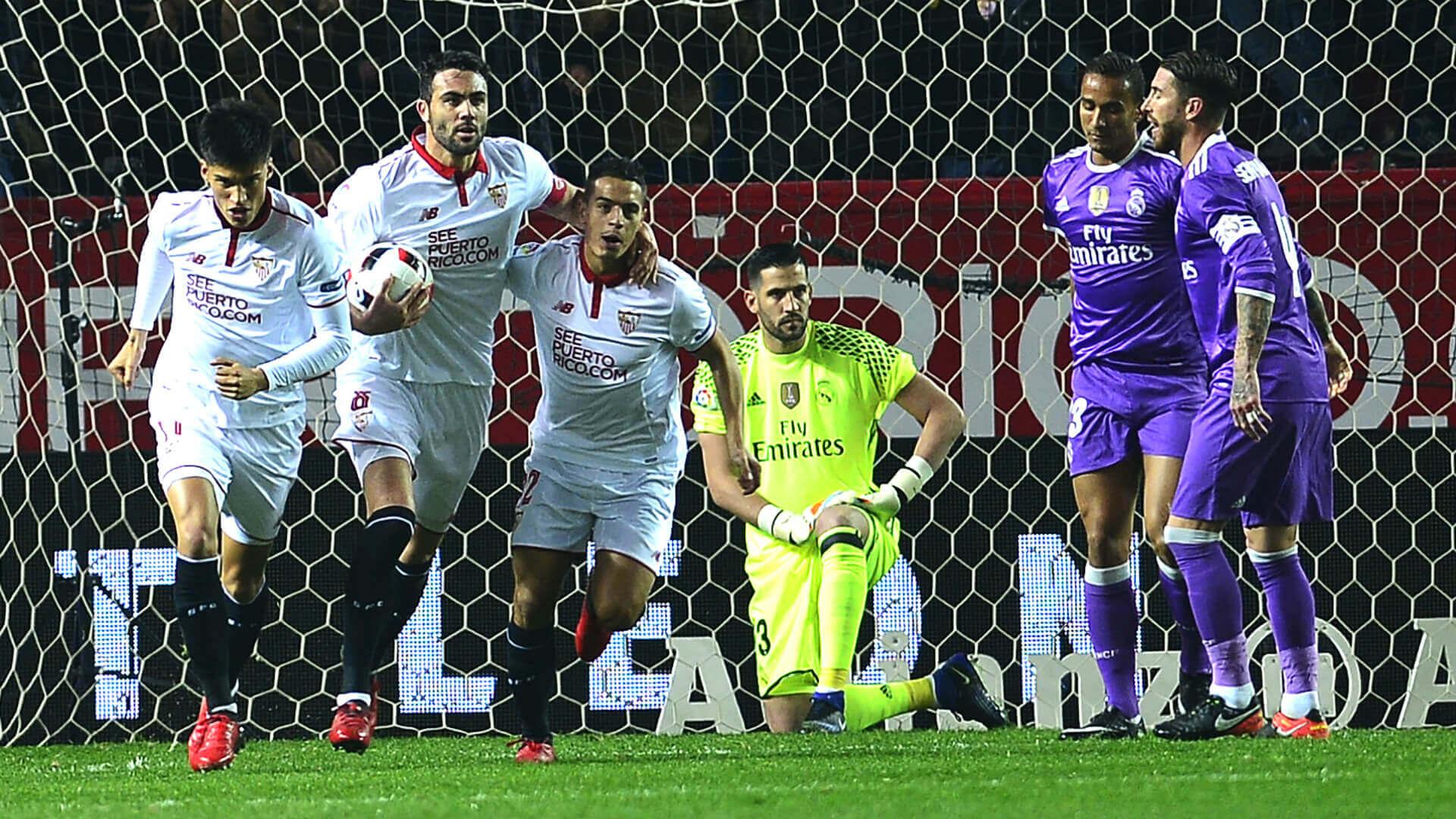 Real vs Sevilla