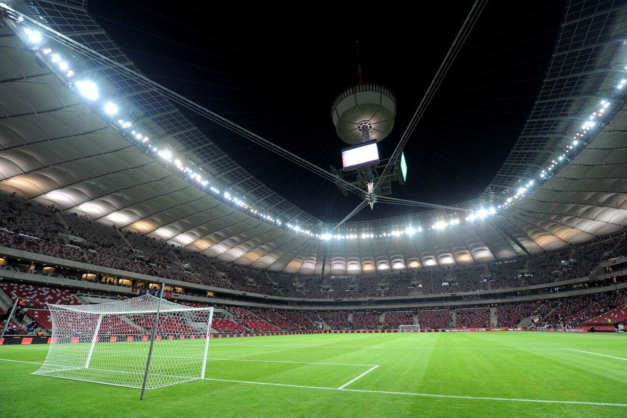 Stadion - piłka nożna