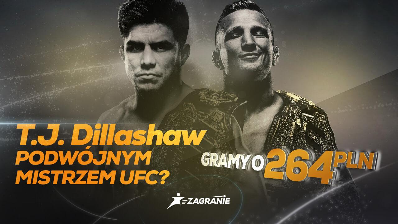 UFC Brooklyn - Dillashaw kontra Cejudo