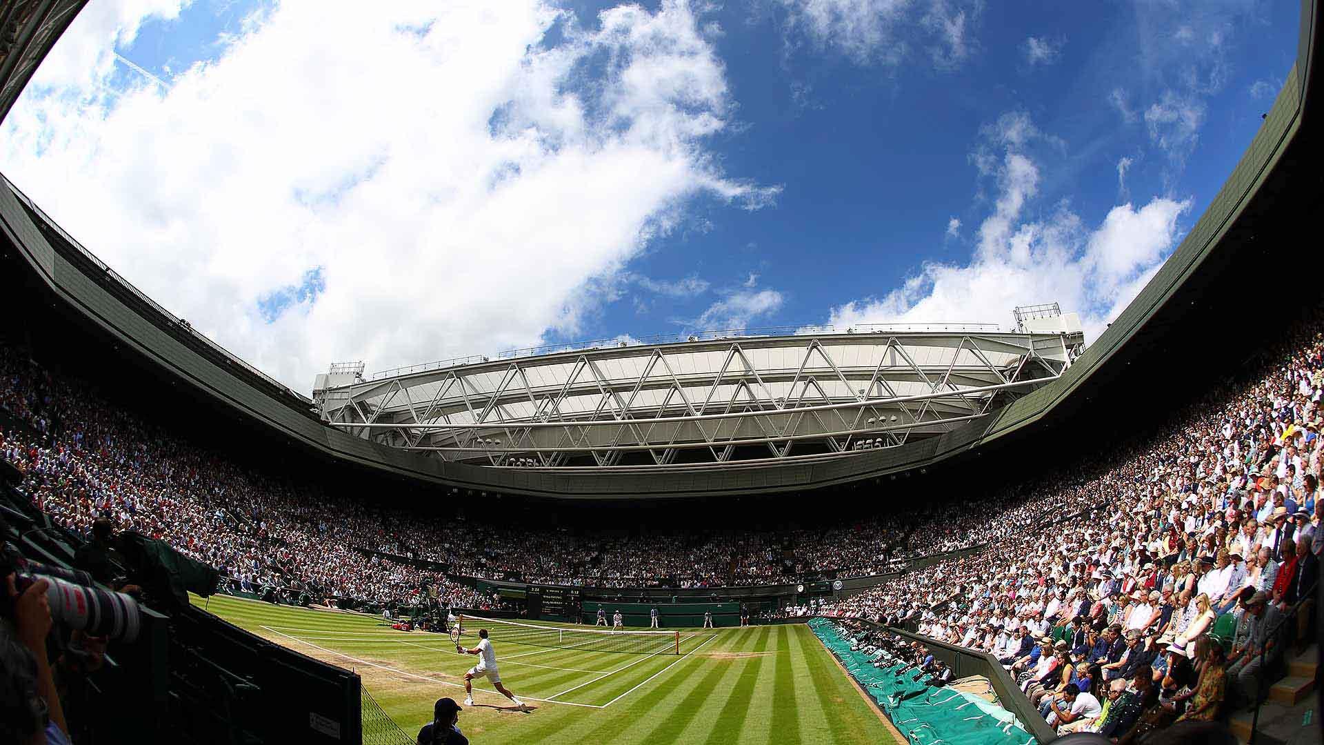 Ćwierćfinały Wimbledonu