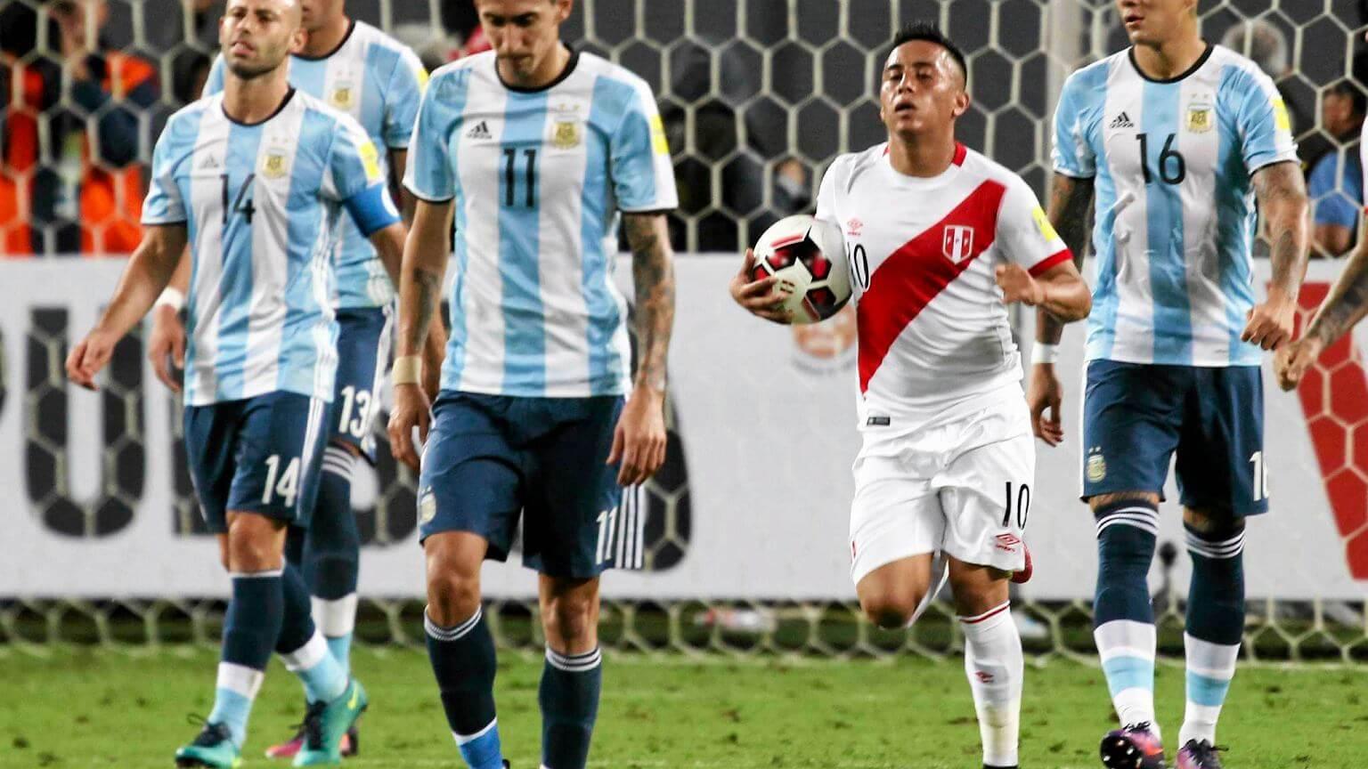 Peru Argentyna