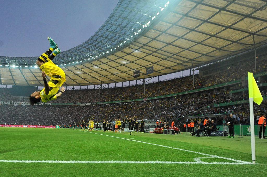 Aubameyang Borussia DFB Pokal