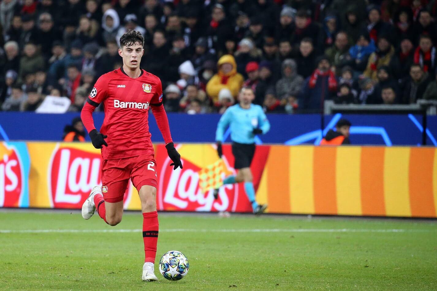 Bayer Leverkusen vs Juventus LM