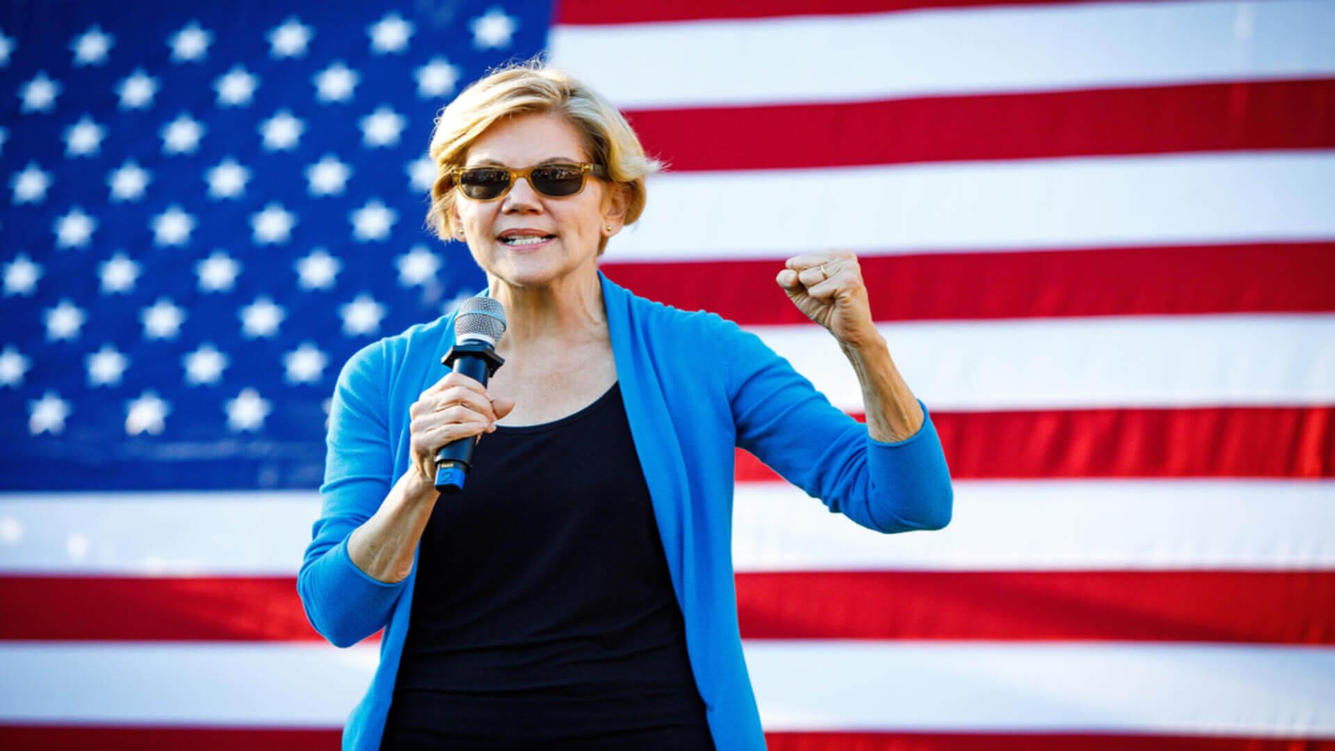 Elizabeth Warren - kandydatka na prezydenta USA (1)