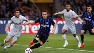 Inter vs Roma - mecz