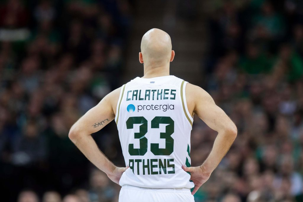 Nick Calathes