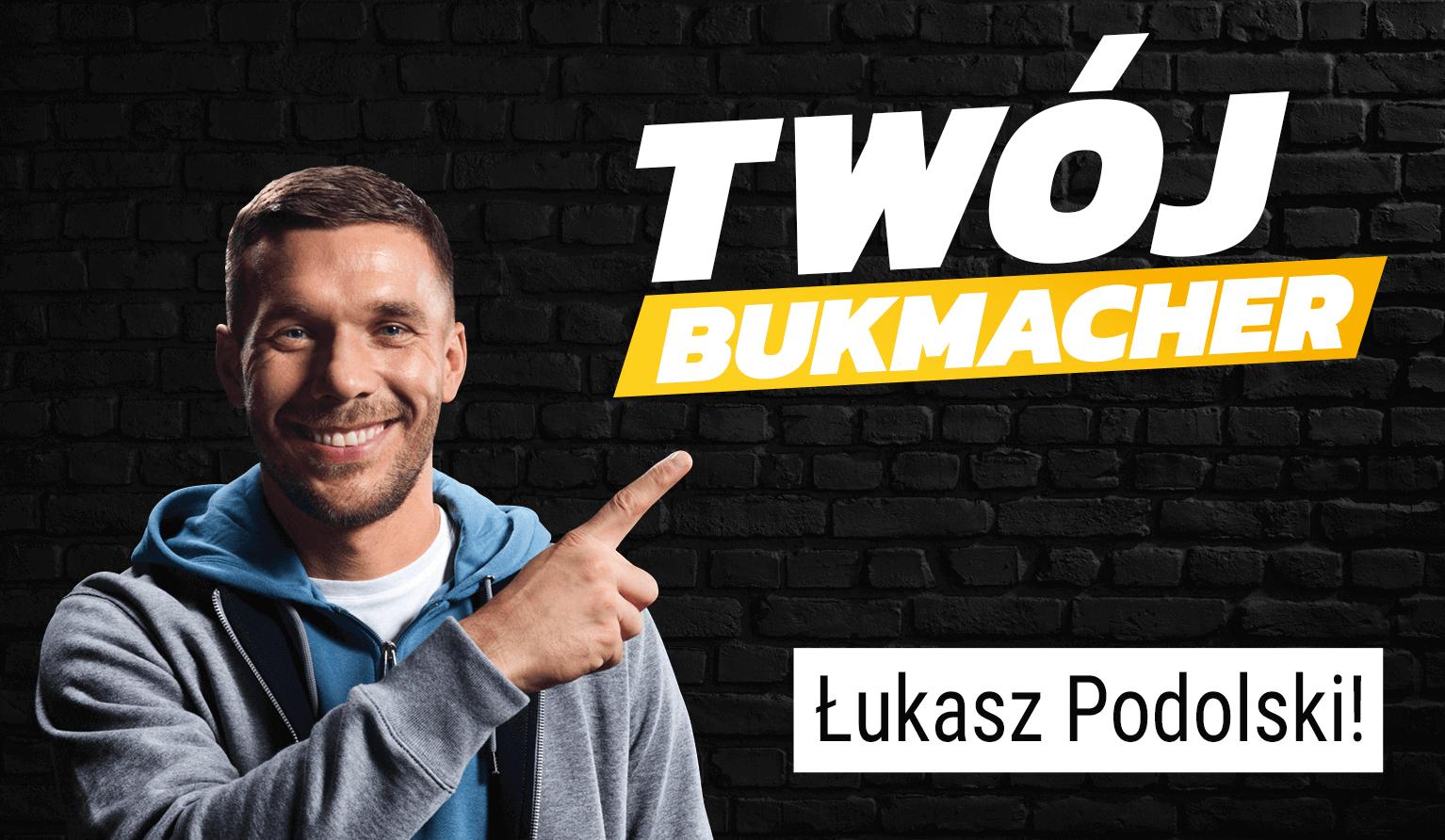 Łukasz Podolski Totolotek