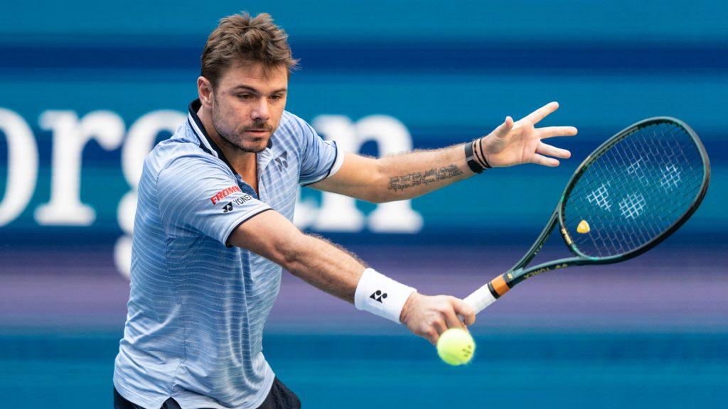 Stan Wawrinka - tenis