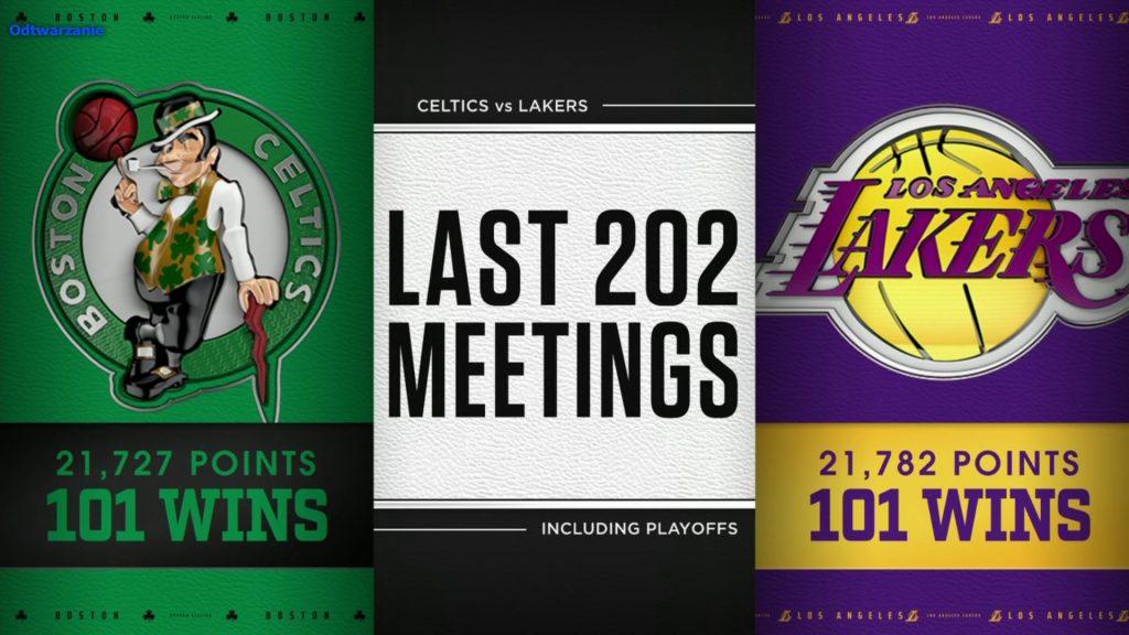 Lakers vs Boston