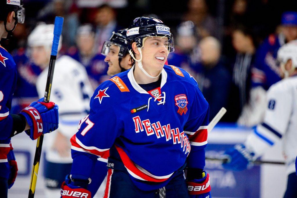 Hokej KHL SKA