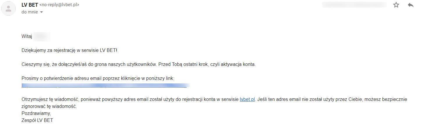Weryfikacja w LVBET po rejestracji