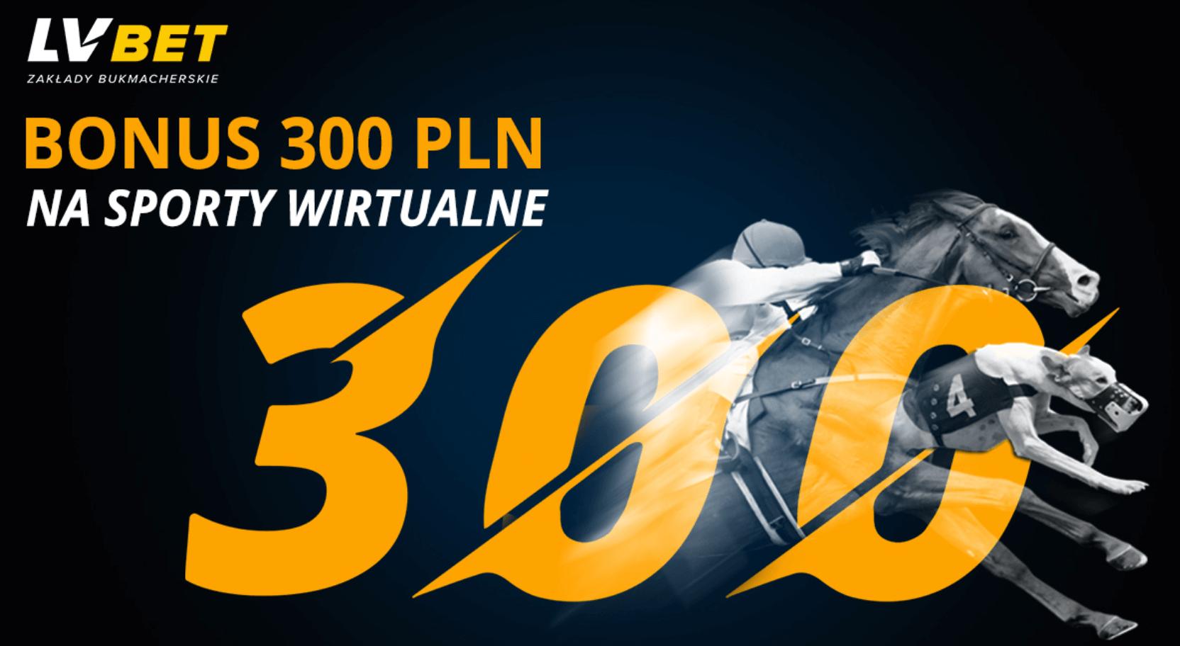 300 PLN bonusu