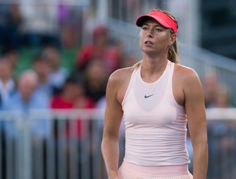 Maria Sharapova zawiesiła rakietę na kołku